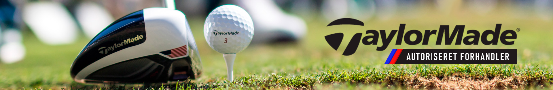 Taylormade golfudstyr