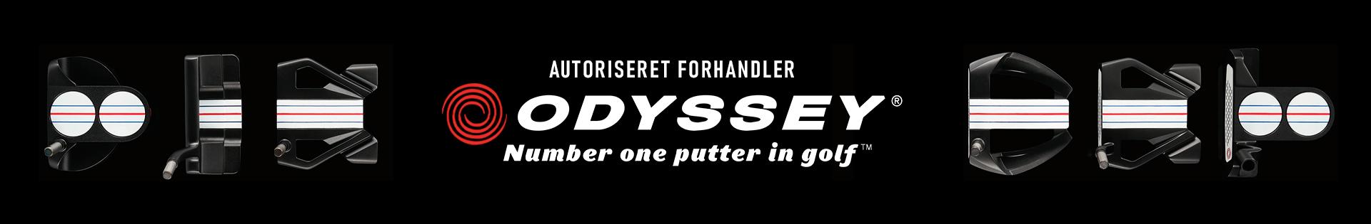Odyssey Golfudstyr