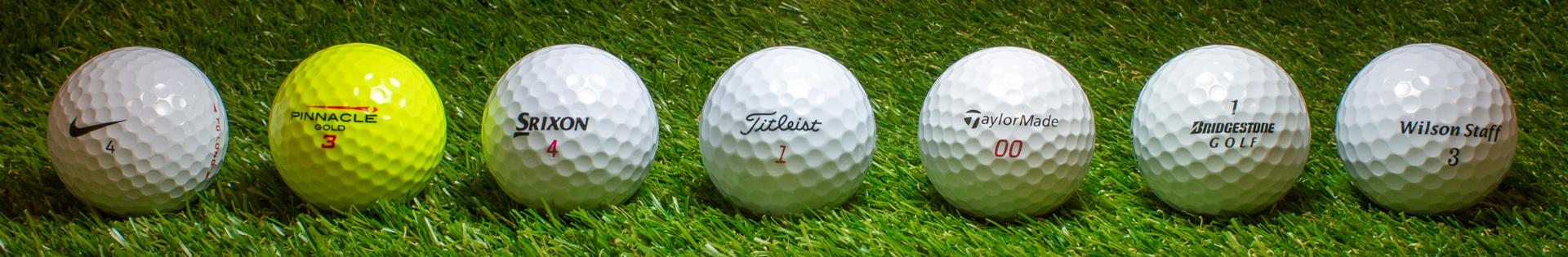Søbolde & Brugte golfbolde