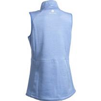 Backtee Melange Midlayer Dame Vest