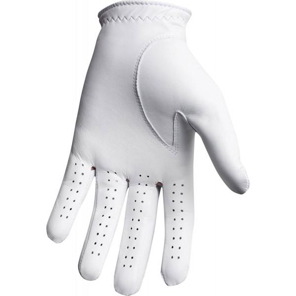 Footjoy Cabrettasof Læder Herre Golfhandske - Pearl