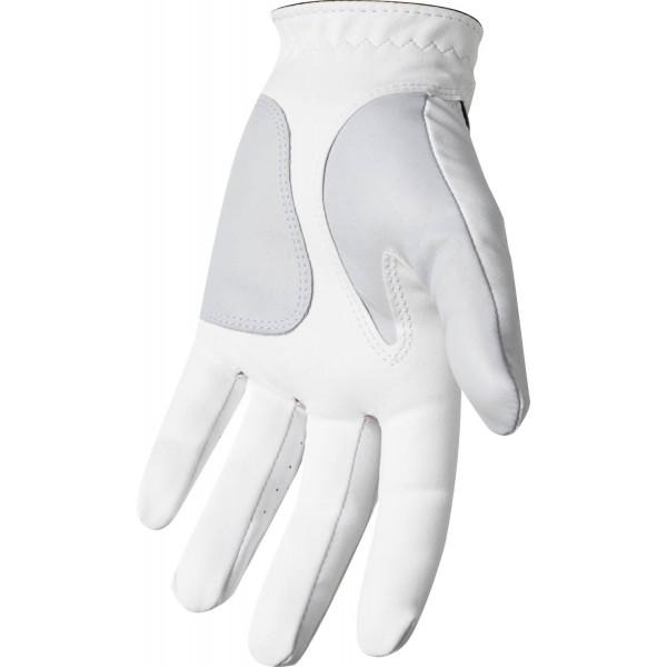 Footjoy Weathersof Syntetisk Herre Golfhandske - White