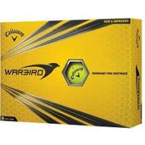 Callaway Warbird Golfbolde