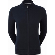 Footjoy Full Zip Lined Dame Cardigan