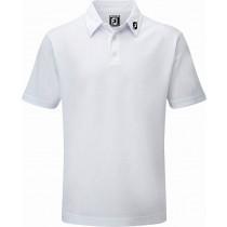 Footjoy Stretch Pique Solid Junior Poloshirt