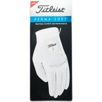 Titleist Perma Soft Læder Herre Golfhandske